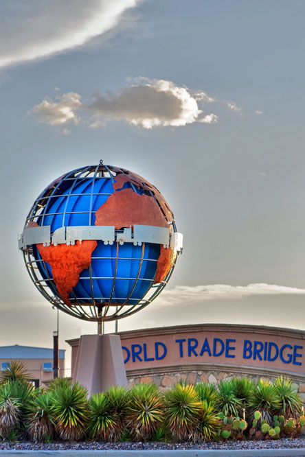 Laredo Trade Bridge Brokerage