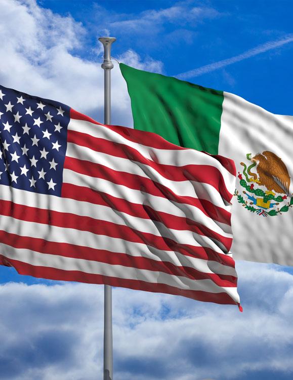 USA Mexico Transportation
